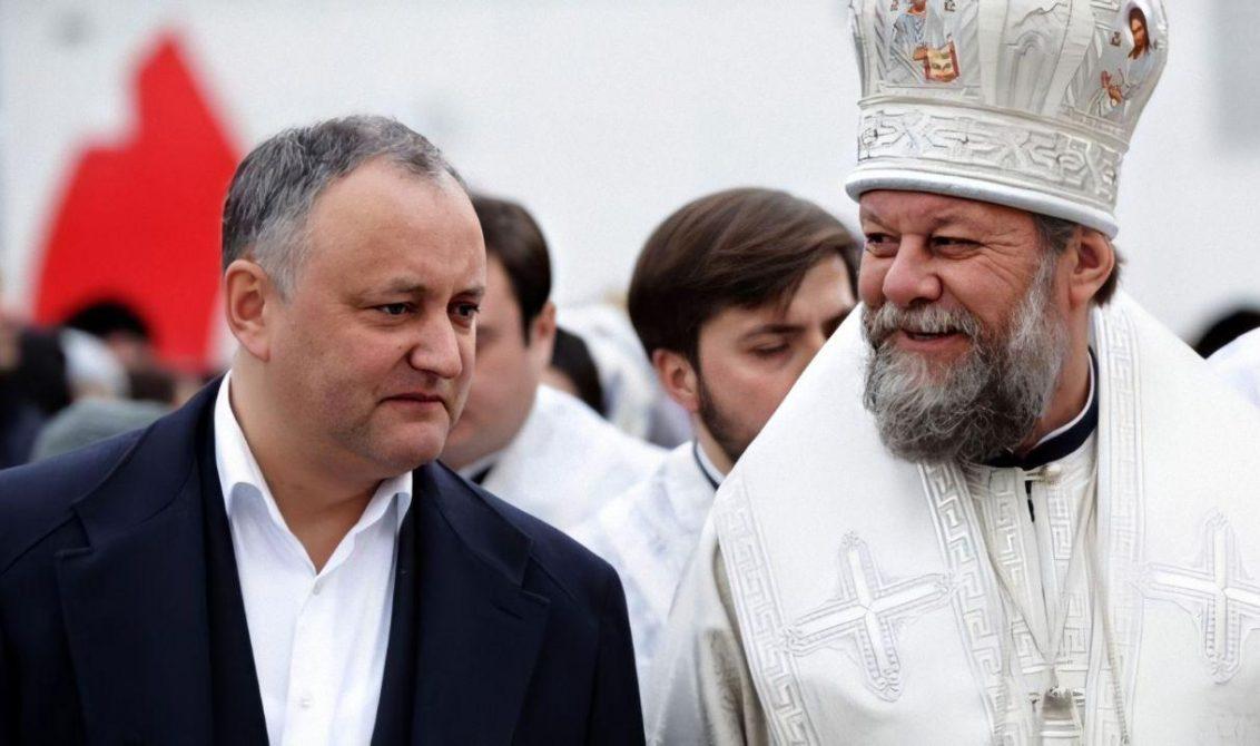 Mesajul de felicitare al președintelui de ziua de naștere a mitropolitului  Vladimir – BreakingNews