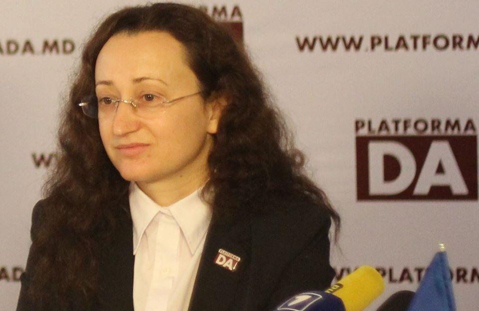 Депутат Григориу намерена участвовать в расследовании российского «ландромата»